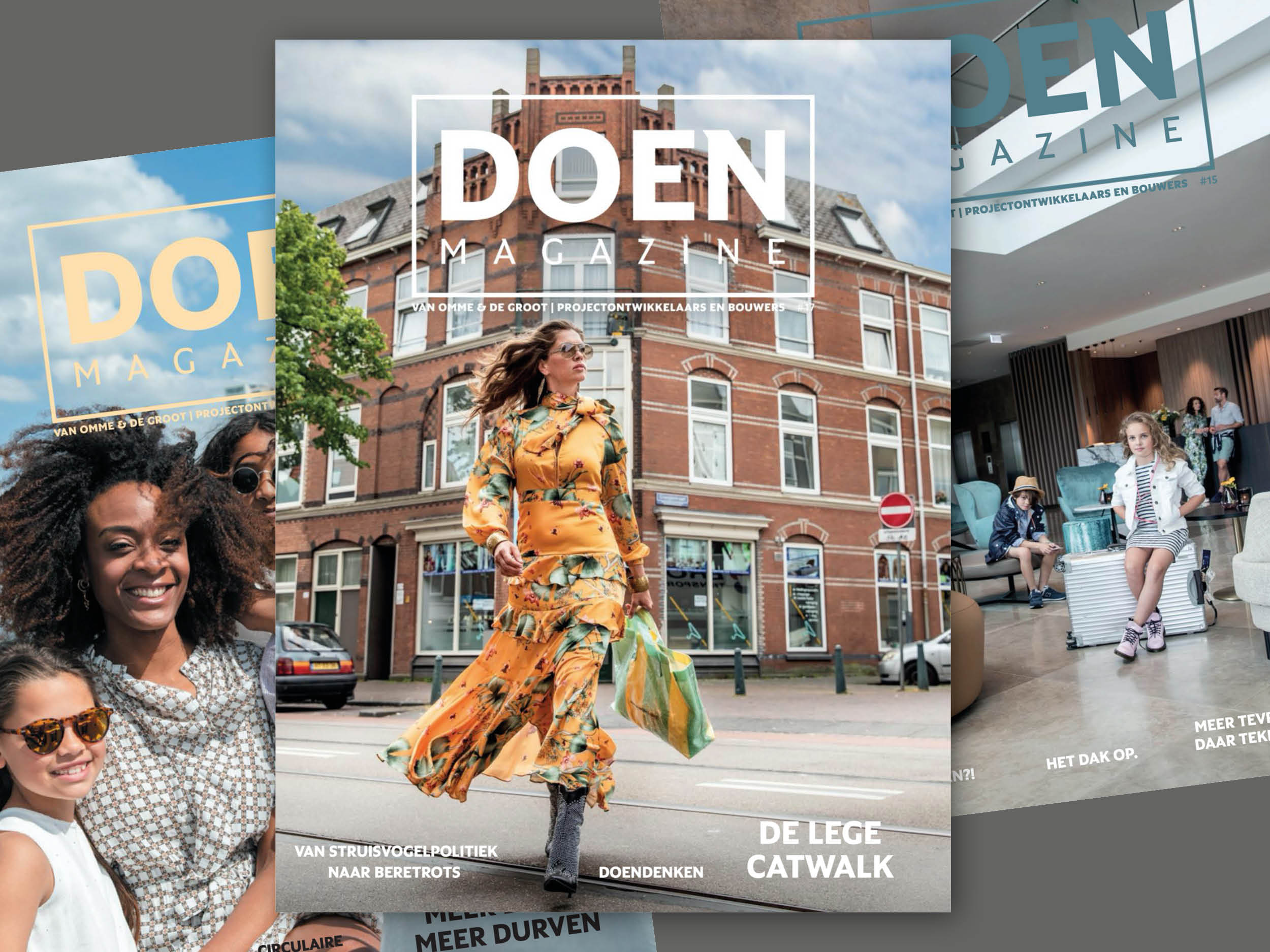 Bay House Doen magazine